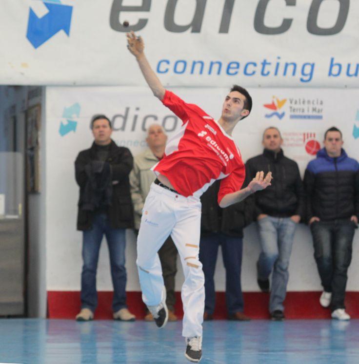 Marc de Montserrat llega a la gran final del individual en el II Individual de Galotxa