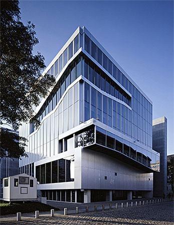 OMA - dutch embassy - berlin.