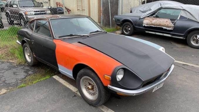 1972 Project in Sacramento, CA Sacramento, Datsun 240z