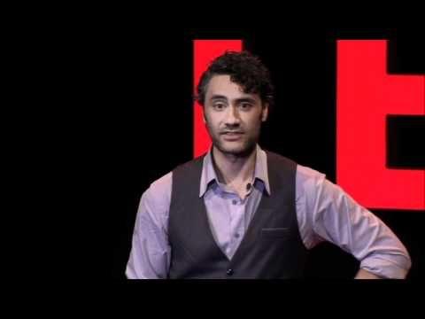 Taika Waititi - The Art of Creativity - TEDxDoha