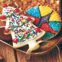 Rolled Sugar Cookies #HEBHolidayMeal