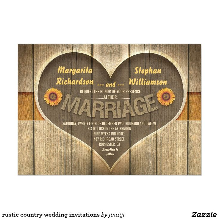zazzle wedding invitations promo code%0A Rustic country wedding invitations