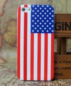 Kryt Amerika - iPhone 5/5S