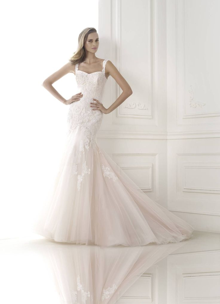 Bice esküvői ruha - La Mariée esküvői ruhaszalon - Pronovias 2015