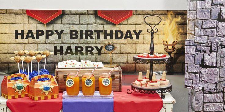 Wizard School Harry Potter Party | Birthday Express