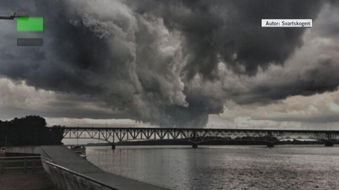 Burzowa apokalipsa na Waszych zdjęciach