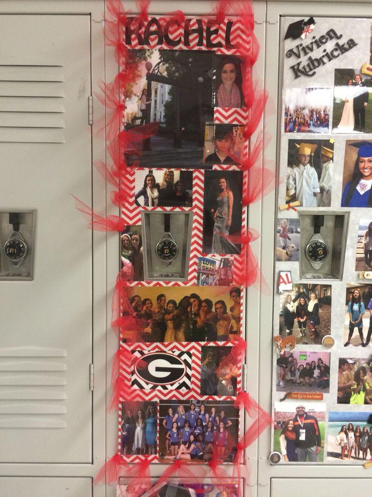 Locker Strip For Senior Week Senior Pictures