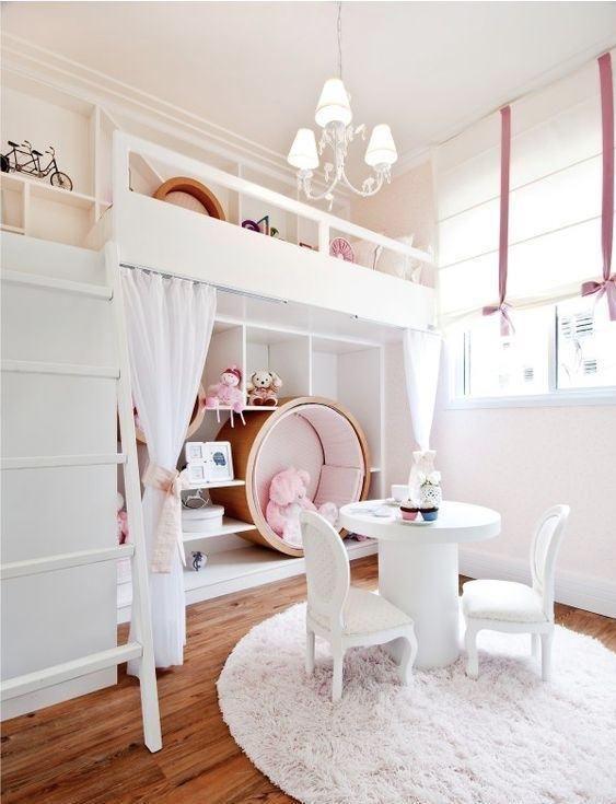 Mädchenzimmer 60 Ideen Inspirationen Mit Fotos Today Pin