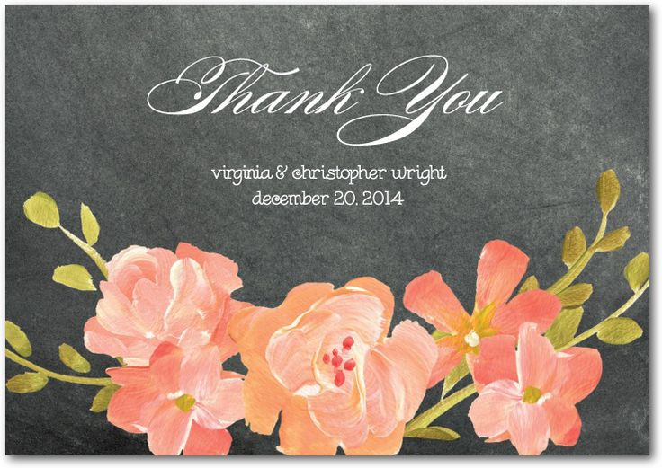 Check Out Our Tips For Wording Your Wedding Thank You Cards Plus