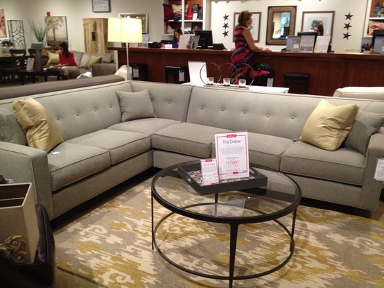 Beautiful Sectional From Boston Interiors # Pin++ For Pinterest #