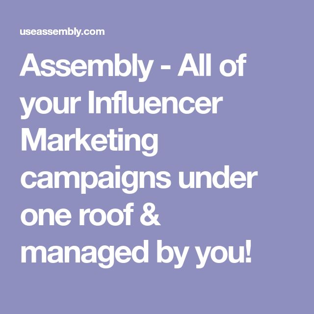 76 melhores imagens de must read no pinterest moda vogue assembly all of your influencer marketing campaigns under one roof managed by fandeluxe Choice Image