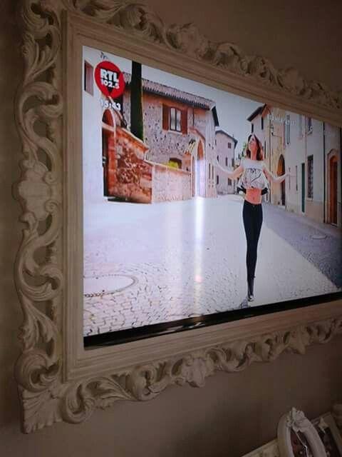 Oltre 25 fantastiche idee su cornice tv su pinterest for Bovindo francese