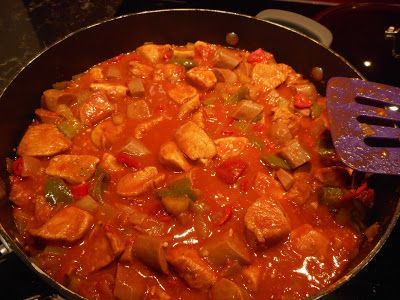 Chicken Gumby - a healthy yet delicious Gumbo