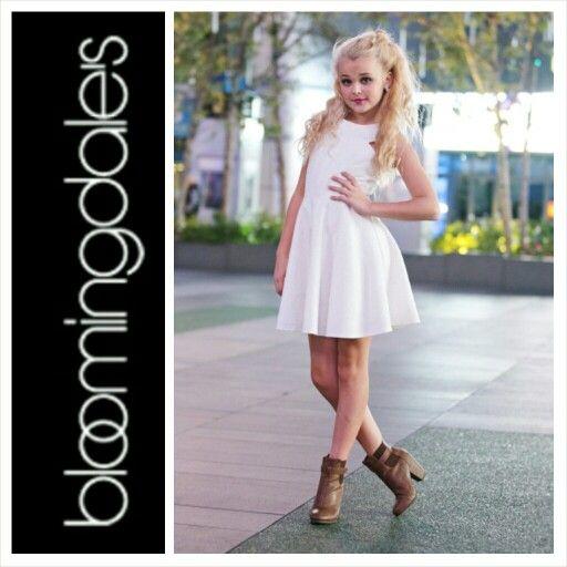 White Dance Moms Dress