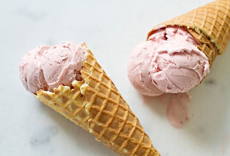 Roasted Strawberry Buttermilk Ice Cream, Jeni's recipe The Secrets to Making Amazing Homemade Ice Cream