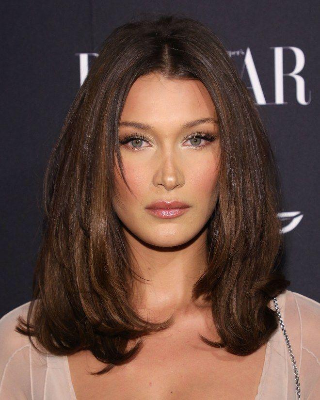 Frisuren Fur Mittellanges Haar Das Sind Die Angesagtesten Schnitte