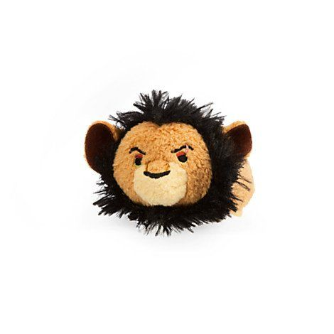 New Disney Store Mini 35 S Tsum Tsum SCAR Lion King Collection ** Learn more by visiting the image link.
