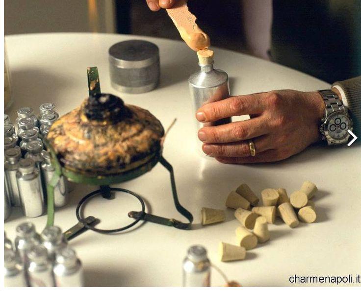 Bruno Acampora perfumes #handmade #brunoacamporaprofumi Thanks @penelopebella