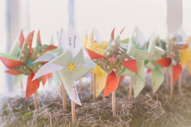 Pinwheels, Photo Credit: Hyer Images via Delightfully Engaged