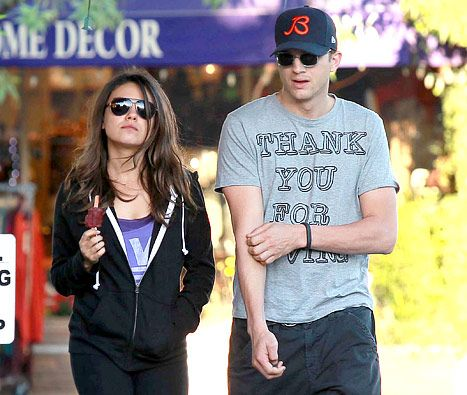 Who is Ashton Kutcher girlfriend? His marriage with beautiful Demi Moore apparently didn't last, so he's already involving himself with other women.