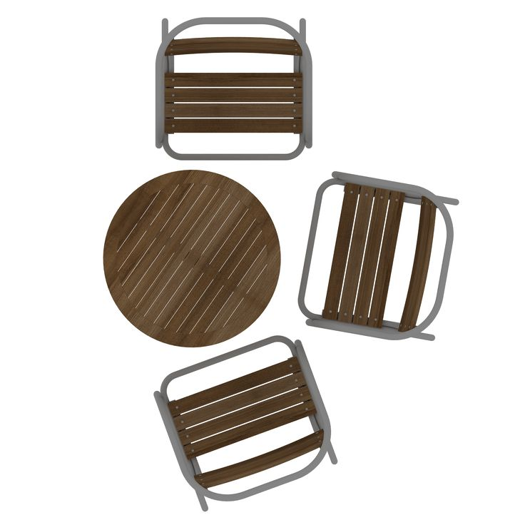 httpwwwaidigitcommueblespngfurniture_vol_4jardin - Garden Furniture Top View Psd