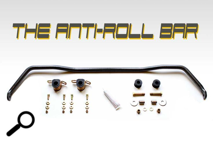Front Anti-Roll Bar | T3technique -- Vanagon Parts and Accessories