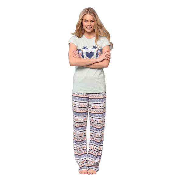 Fox Tee Pj Set by Jethro and Jackson   Pyjamas.com.au