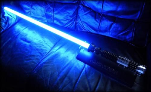 Bradley's Homemade Star Wars Lightsaber Replicas