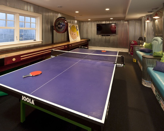 #HomeOwnerBuff Sports Rec Room Design
