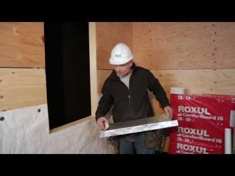 10 Best A Wall Sections Images On Pinterest Mineral Wool