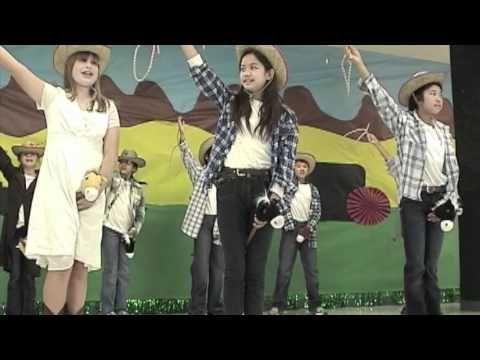 "5th Grade Spring Program - Stratford School's ""Go West"" - YouTube"