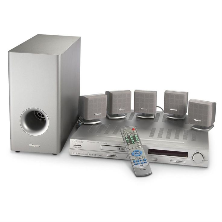 DVD Home Theater System : $35.99 + Free S/H