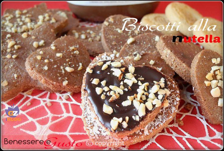 Biscotti+alla+Nutella+senza+cottura