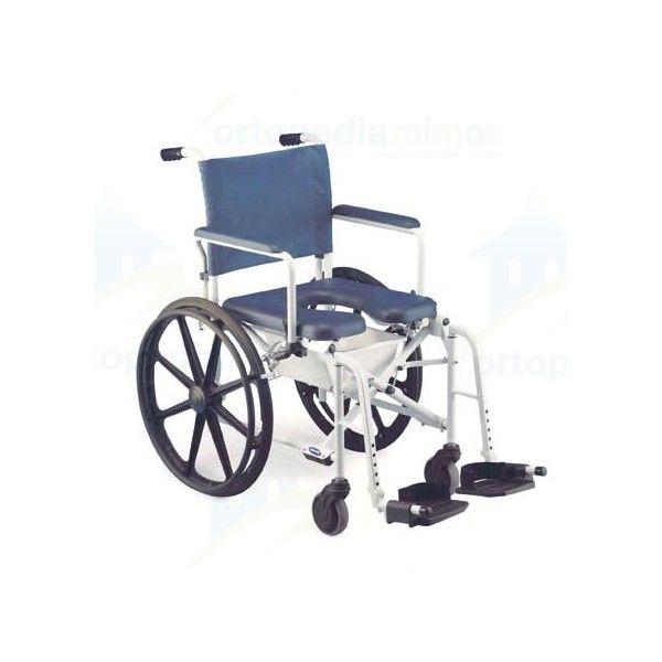 Mejores 104 im genes de sillas para el ba o en pinterest - Silla de ruedas de transferencia plegable y portatil ...