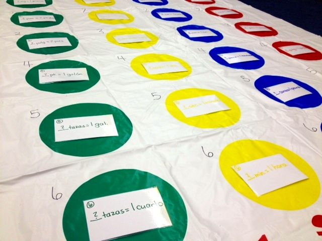 Don't see why we can't get twister into english lessons- for revision of persuasive techniques maybe?