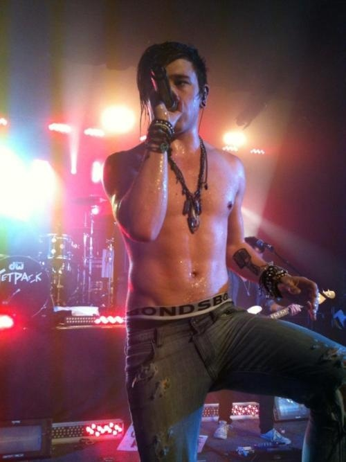 Why so sexy mr Reece mastin??