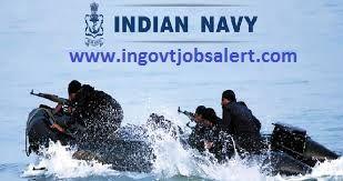 Various Sailors Indian Navy Recruitment 2016-2017