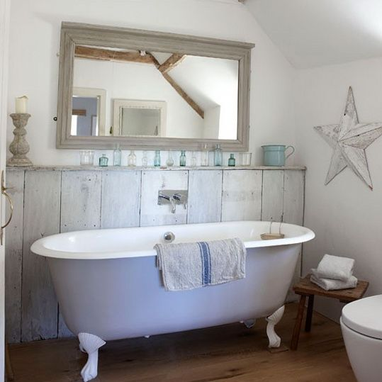 25 best ideas about small country bathrooms on pinterest for Small country bathroom designs
