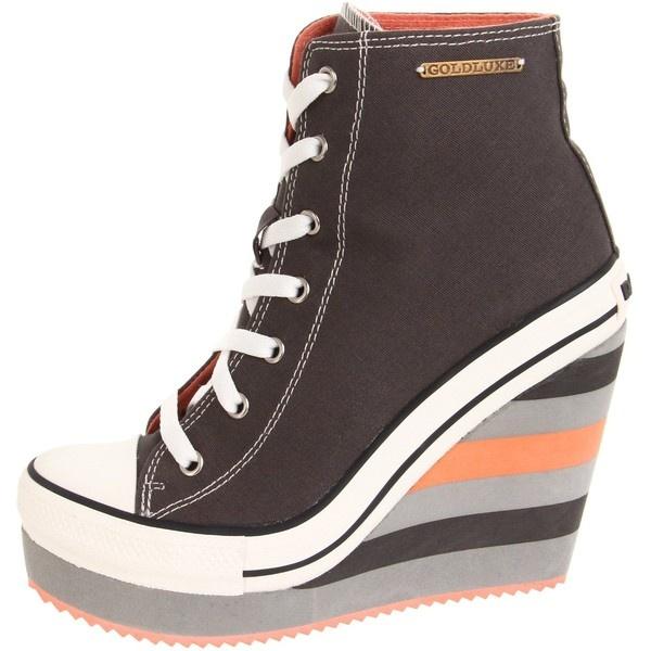 Rock & Candy Women's LuLu Wedge Fashion Sneaker found on Polyvore: Alora Boards, Fashion Sneakers, Women Lulu, Rock Candy, Wedges Fashion, Wardrobes Wishlist, Lulu Wedges, Rocks Candy, Candy Women