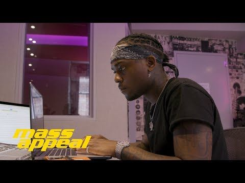 """Trap maestro London On Da Track is the latest participant in Mass Appeal's 'Rhythm Roulette' challenge. After grabbing records by Phyllis Hyman, Rahsaan Roland Kirk and Jesse Saunders, London ends up manipulating a sample of Kirk's uptempo instrumental cover of Marvin Gaye's """"What's Going On"""" into a slow crawling slapper. http://nahright.com/2017/08/09/rhythm-roulette-london-da-track/"""