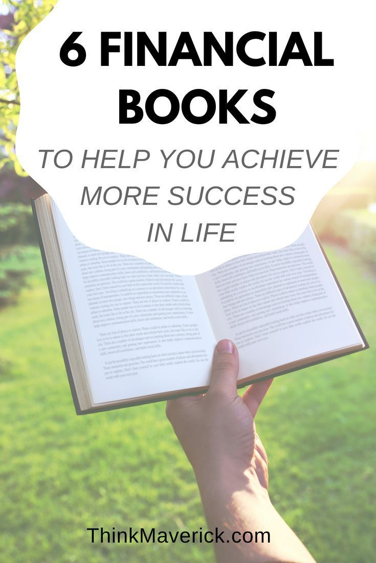 top 6 best financial books to help you retire young and rich. want