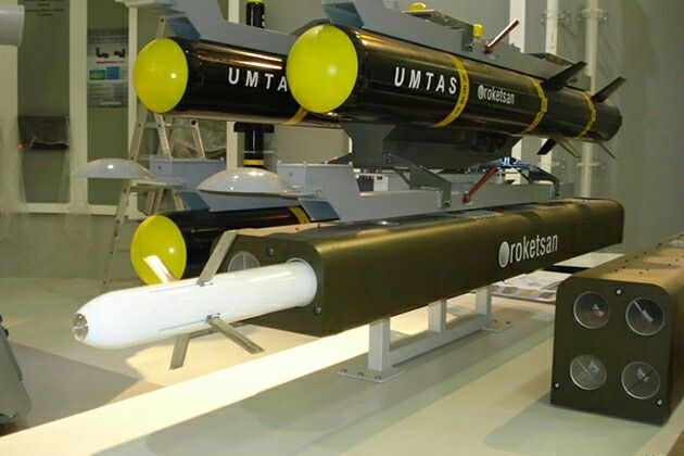 Roketsan Umtas and Roketsan Cirit