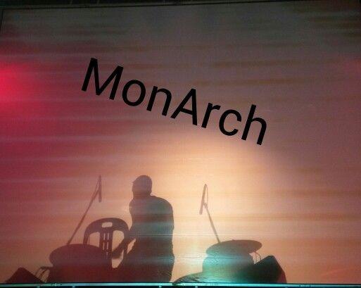 MonArch at Splashy!