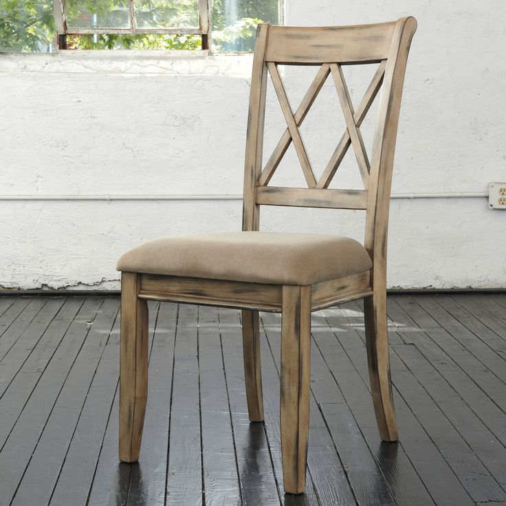 Mestler - Antique White Dining UPH Side Chair (Set of by Signature Design  by Ashley. Get your Mestler - Antique White Dining UPH Side Chair (Set of  at ... - 103 Best Dining Room Images On Pinterest Board, Brown Finish And