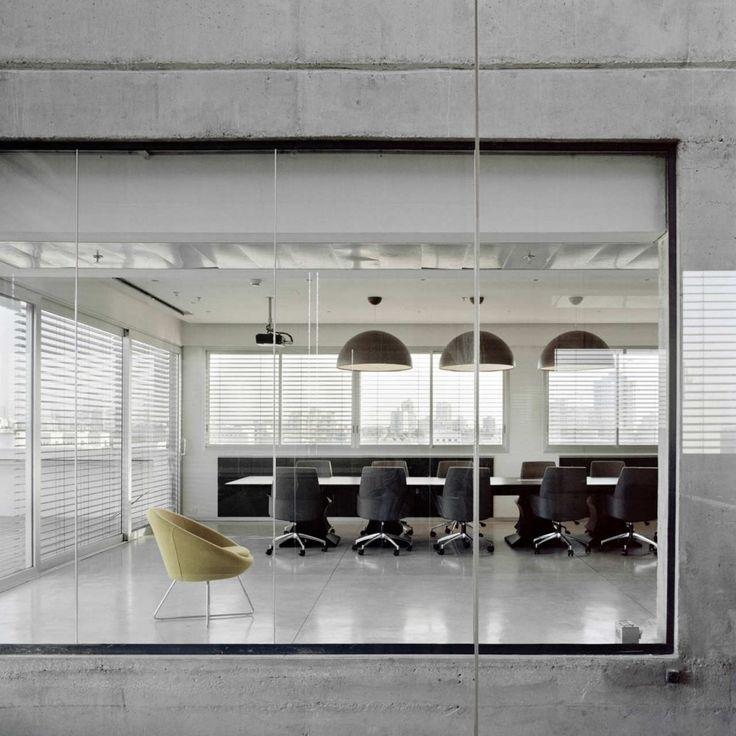 The Neopharm Office Building / Shilo Benaroya Architecture Office