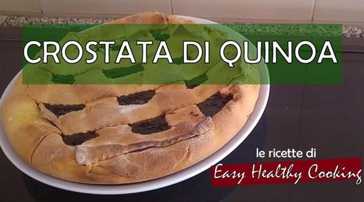 Crostata di Quinoa