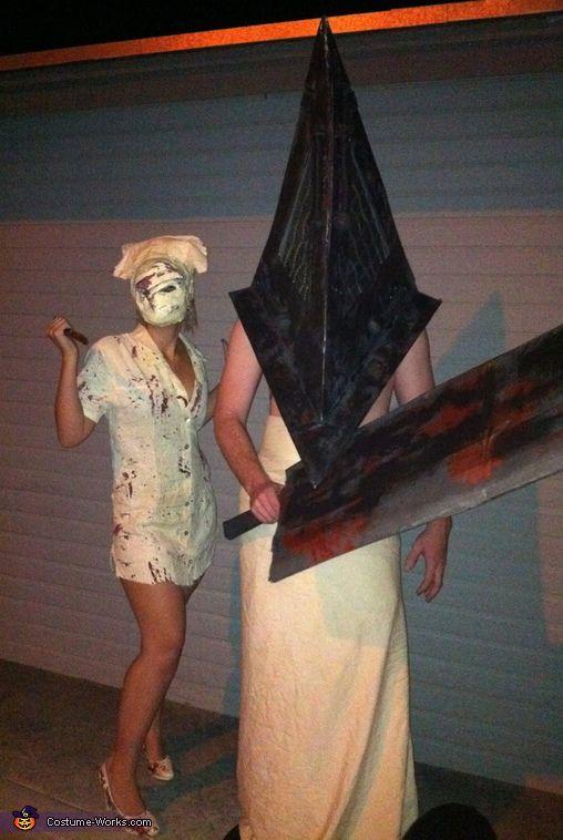 Silent Hill Costumes - Halloween Costume Contest via @costumeworks