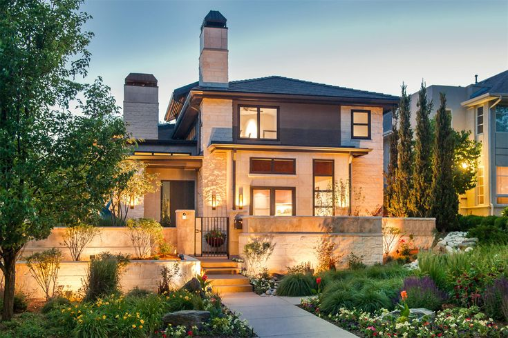Extraordinary Property of the Day: Sophisticated residence in the highly sought after Cherry Creek North neighborhood of Denver, CO