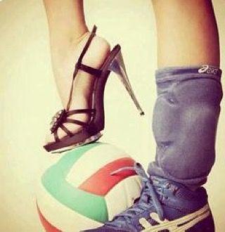 Serão as jogadoras de #volei as mais elegantes? #voleibol #instagram #vôlei #love