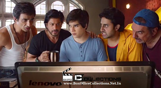 Happy New Year 4th Weekend Domestic Box Office Collections | BoxOfficeCollections
